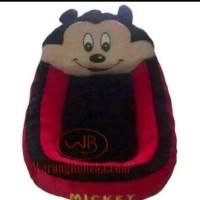 Kasur Bayi Karakter Mickey Mouse Basnayanto9