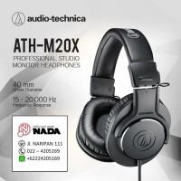 Audio Technica ATH-M20x / ATH M20x / Professional Monitor Headphones
