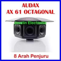 Tweeter Octagonal Audax Ax 61 OCT Tweeter 8 Penjuru Ax 61Oct Oktagonal