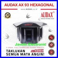 Tweeter Hexagonal Audax Ax 93 HEX Tweeter 6 Penjuru Ax 93Hex