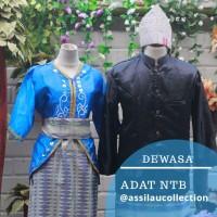 Baju adat Nusa Tenggara Barat/ NTB