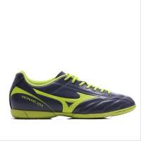 Sepatu Futsal Mizuno Monarcida Datk Black Original