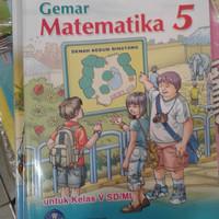 buku sd kelas 5 Mtk 5 bse buku terlaris termurah lagi promo