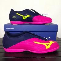 Sepatu Futsal Pink Mizuno Basara 103 Original