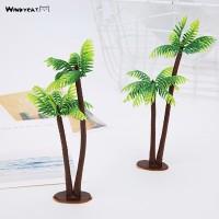 Artificial Flower Plastic Plant Coconut Tree Decorating