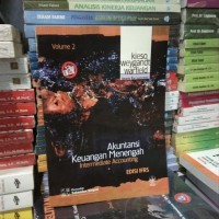 Buku AKUNTANSI KEUANGAN MENENGAH - Volume 2 Edisi IFRS - Kieso