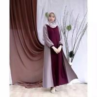 Baju Murah/Gamis Nisa Sabyan