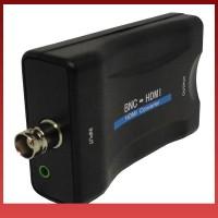 MisLee Adapter Converter BNC to HDMI untuk Kamera CCTV Game
