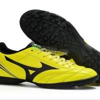 Sepatu Futsal Mizuno Monarcida Yellow Black Original