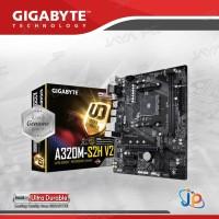 Motherboard Gigabyte GA A320M-S2H-V2 (AM4, AMD, A320, DDR4, USB3.0)