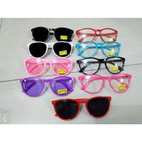Kacamata Fashion Sunglasses anak Anti Silau