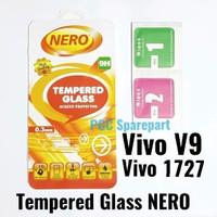 Tempered Glass Vivo V9 1727 Kaca Pelindung Bening Temper Anti gores