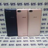 Tutup Belakang Baterry Backdoor Asus Zenfone 4 Max Pro ZC544KL 5.5 - Emas