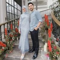 Baju Muslim Wanita Couple Gamis Syari Pesta Maxi Yudisthira Terbaru