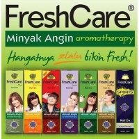 ⭐ VIP ⭐ FRESH CARE Minyak Angin Aromatheraphy Roll On 10mL