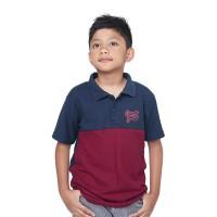 POLO SHIRT ANAK baju kerah kancing anak lelaki CJ3 baju polo anak cowo