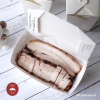 Babi Panggang Garing siobak/Babi Merah Charles Siu Kitchen 200gram