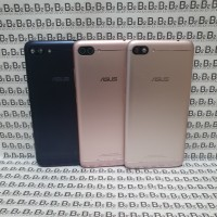 Backdoor Tutup Belakang Casing Housing Asus Zenfone 4 Max ZC554KL ORI - Hitam