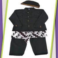 Baju adat jawa baju basofi / cak anak PAUD-TK - Tampa Blagkon