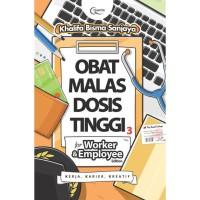 Obat Malas Dosis Tinggi For Worker & Employee Edition - Khalifa Bisma