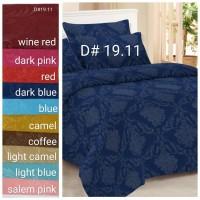 Duvet Cover Emboss 150x200 sarung quilt bedcover