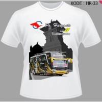 Kaos Bus Po Haryanto Jetbus3 Baju