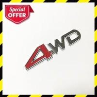 Emblem 4WD