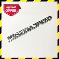 Emblem Mazda Speed