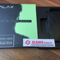 Terbaru Galax Ssd Gamer L Series 480Gb R560Mbs W540 Mbs Original