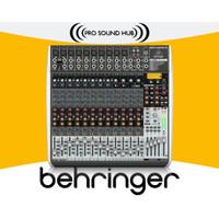 Behringer QX2442USB QX 2442 USB Mixer 24 Input 10 Channel Mic Xenyx