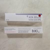 Aza 20 Best Product Cream - Krim Bekas Jerawat - Azelaic Acid 20 %