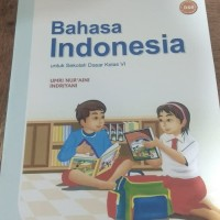 Buku SD Kelas 6 buku bahasa Indonesia kelas 6 Bse
