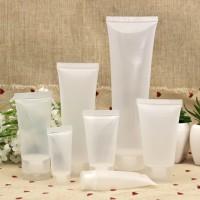 Botol Tube Kosong 20ml Bahan Plastik untuk Lotion / Krim / Kosmetik