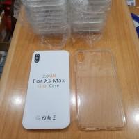 Silikon Jelly Case Bahan Tebal Bening Casing Iphone Xs Max 6.5 Inch