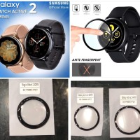 Samsung Galaxy Wacth Active 2 44mm / Tempered Glass Antigores Kaca