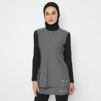OLLA RAMLAN Tops Activewear Baju Olahraga Muslim