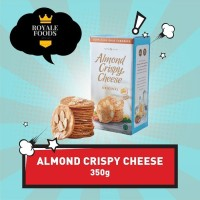 Almond Crispy Cheese - Royale Foods