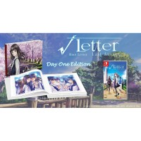Nintendo Switch Root Letter: Last Answer Day One Edition (Eur / Eng)