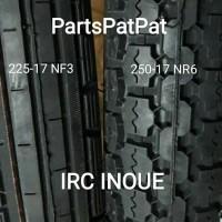 BAN LUAR IRC 22517 225-17 NF3 NF-3 DAN 25017 250-17 NR6 NR-6 IRC JADUL