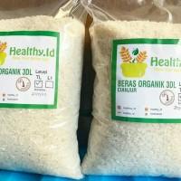 Beras Putih Organik per Kg - MPASI - beras Sehat