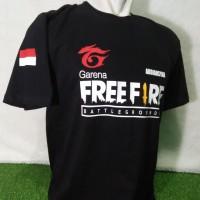 kaos free fire baju garena free fire kaos ff