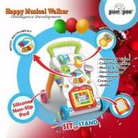 baby walke pumpee happy musical