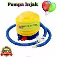 Pompa Injak - Pompa Kolam Mandi Bola Balon - Pompa yoga