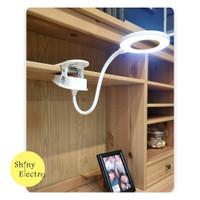Yage Lampu Jepit Belajar Tidur 3in1 Arsitek Kerja Murah Portable Bagus