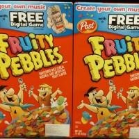 Post Fruity Pebbles 425gr cereal sereal