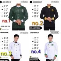 baju NU koko NU gus azmi koko modern terlaris fashion pria terbaru