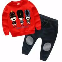Setelan Sweater Anak Terbaru