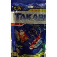 Makanan Ikan Hias Takari 500gr Pelet Kura Kura CP C P 500 gr gram 500g