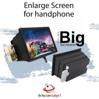 Pembesar Layar HP Enlarge Screen Magnifier Bracket Stand For Mobile