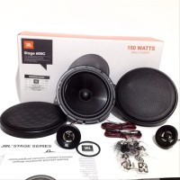 New Speaker Split Jbl 6.5. Stage 600C 1 Set Speaker Tweeter Audio Mobi